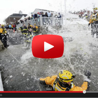 Freezin' for a Reason – 2015 Polar Plunge